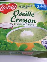 Soupe Oseille Cresson - Product