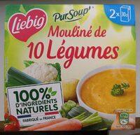 Mouliné de 10 légumes - Producto - fr