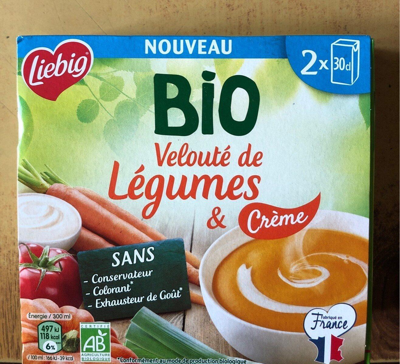 Velouté de légumes - Product - fr