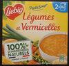 Légumes  et vermicelles - Produit