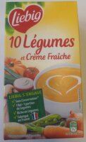 10 Légumes et Crème Fraîche - Product