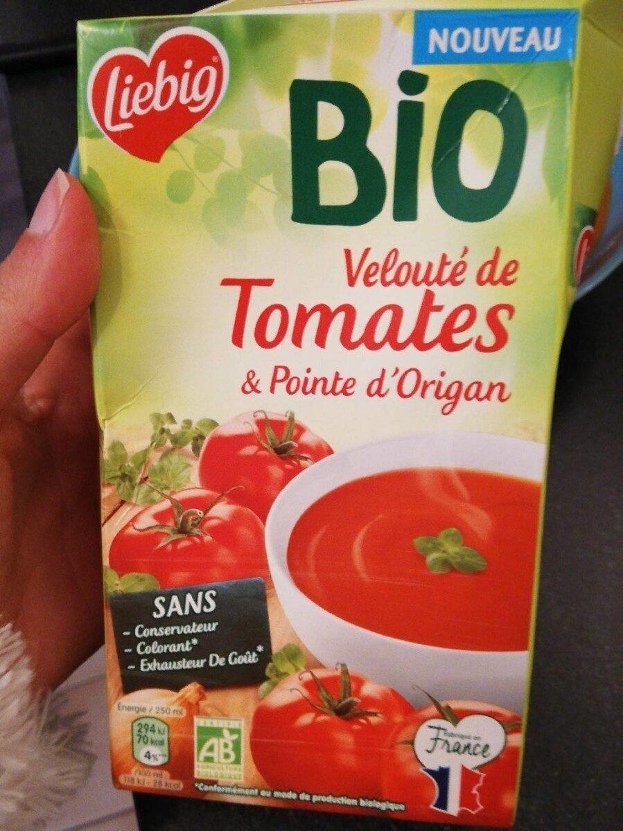 Velouté Tomates & Pointe d'origan BIO - Product