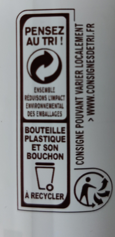 Velouté de légumes - Instruction de recyclage et/ou informations d'emballage - fr