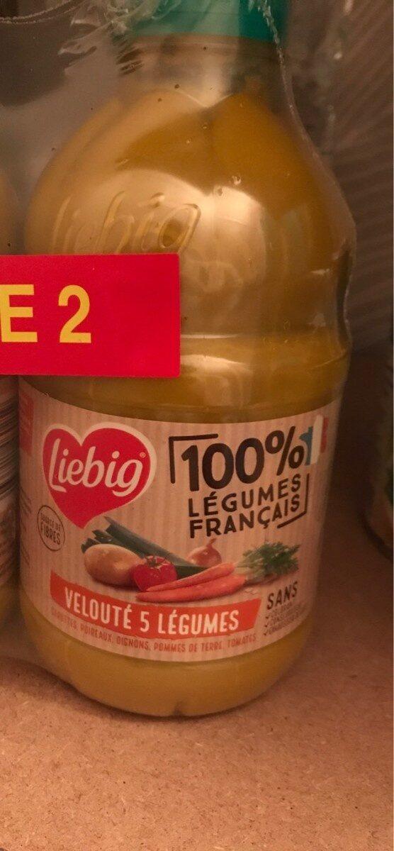 Velouté 5 légumes - Product - fr