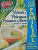 Velouté de Poireaux Pommes de Terre et pointe de crème - Produit