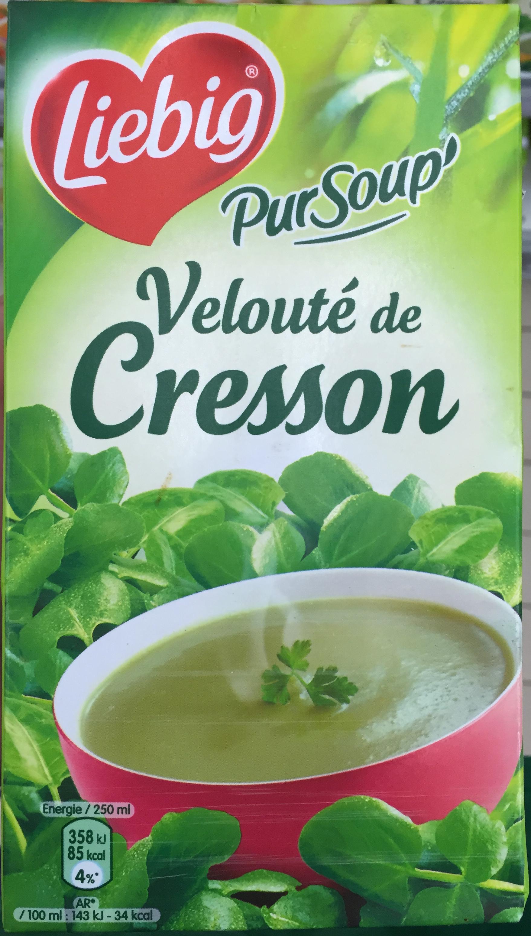 PurSoup' Velouté de cresson - 产品 - fr