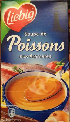 Soupe de Poissons aux Aromates - Product - fr