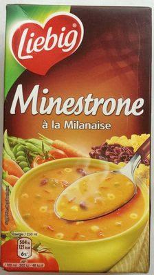 Minestrone à la Milanaise - Product - fr