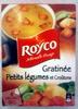 Minute Soup Gratinée petits légumes et croûtons - Product