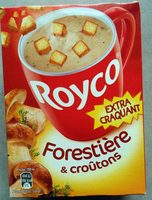 Forestiere & croûtons - Product