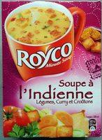 Soupe à l'indienne - Product - fr