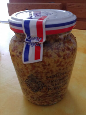 Grey Poupon Old Style Mustard 210G - Product