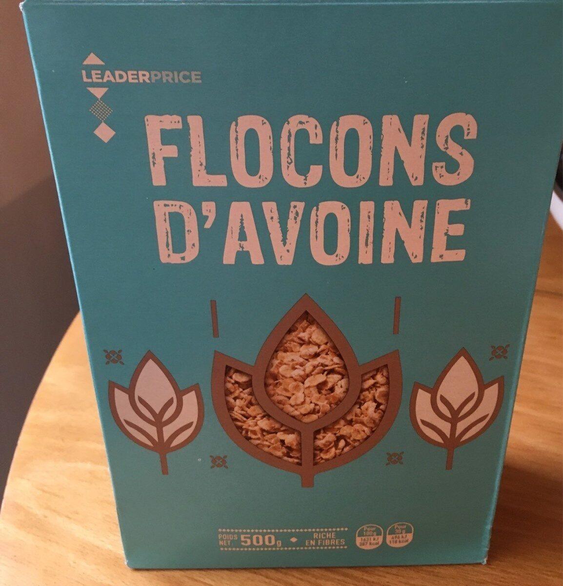 Flocons d'avoine - Produit - fr