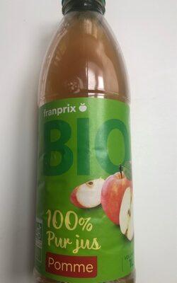 100% pur jus de pomme - Product