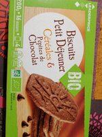Biscuits petits dejeuner - Product
