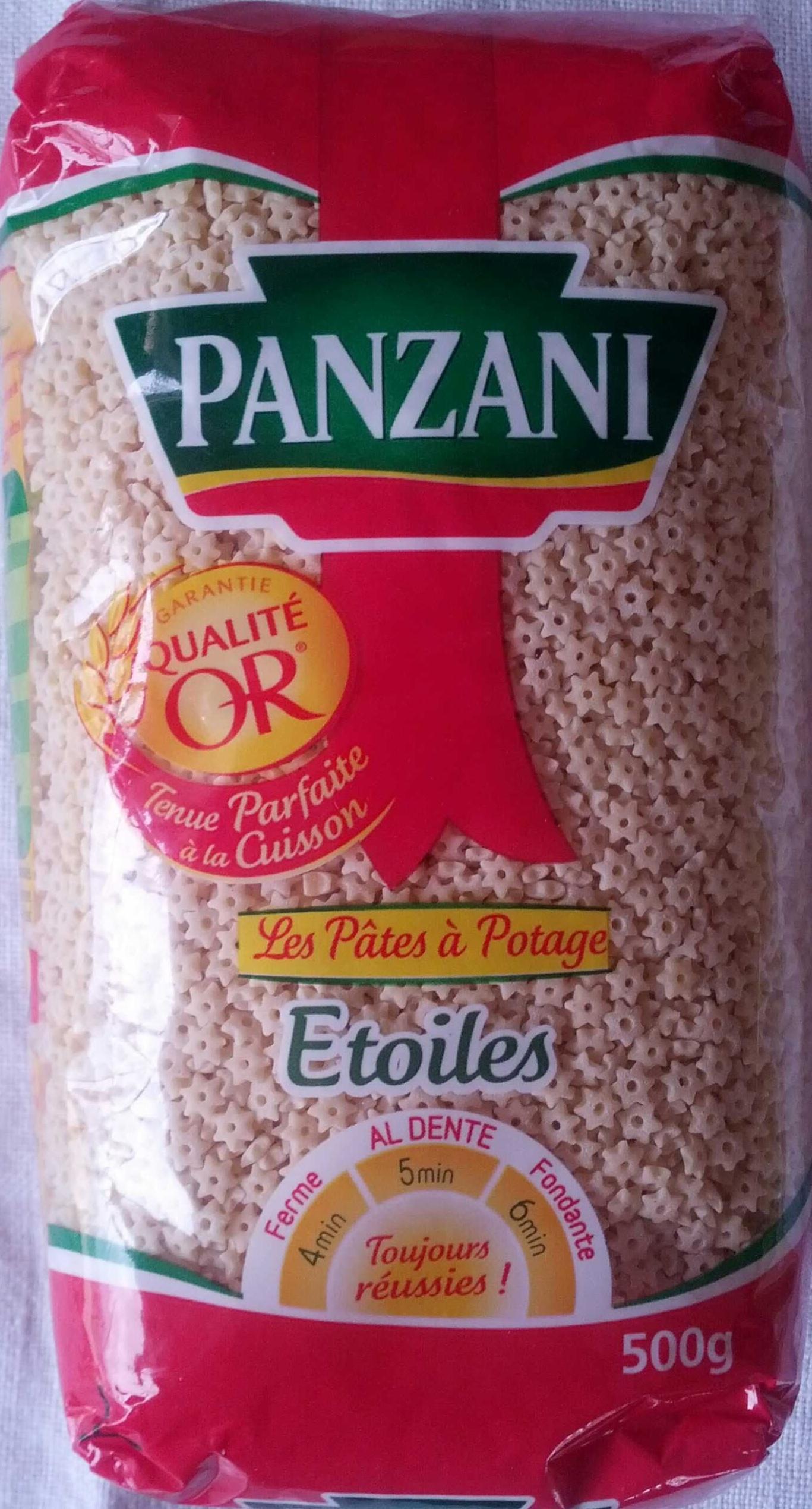 Etoiles (Les Pâtes à Potage) - Product