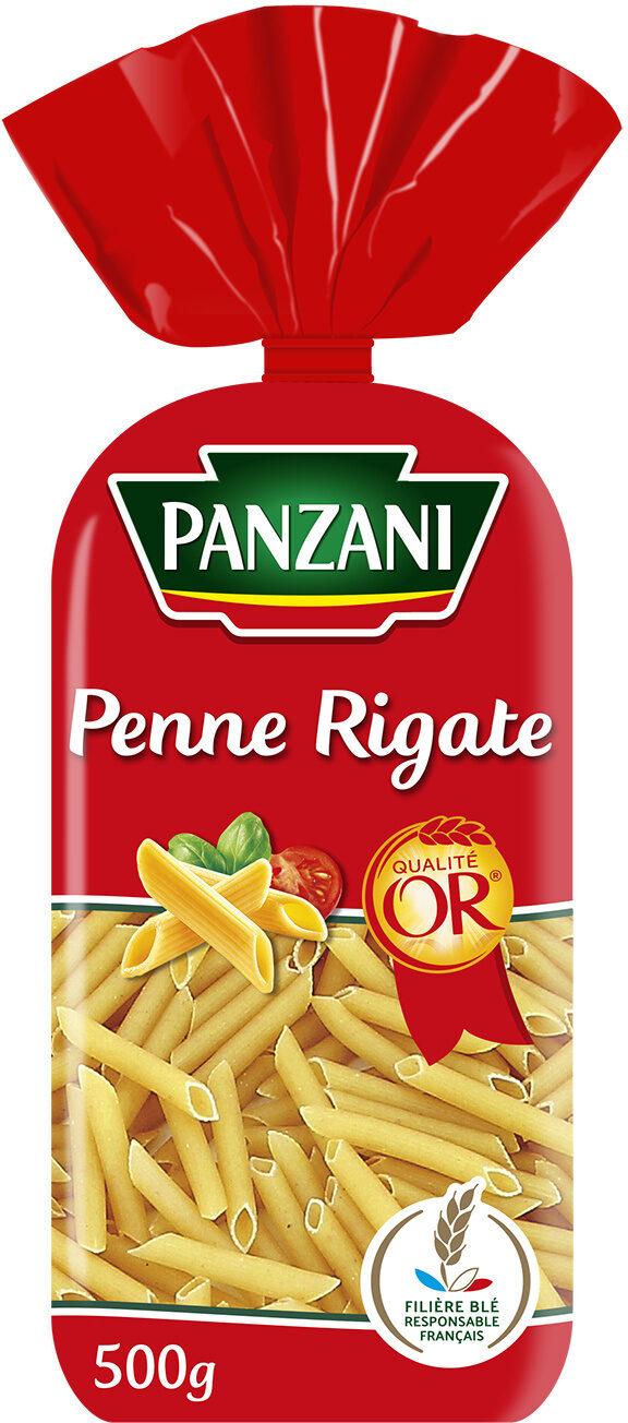 Panzani penne rigate - Produit - fr