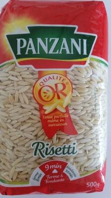 Risetti - Panzani - Product
