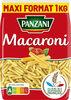 Panzani macaroni 1kg - Prodotto