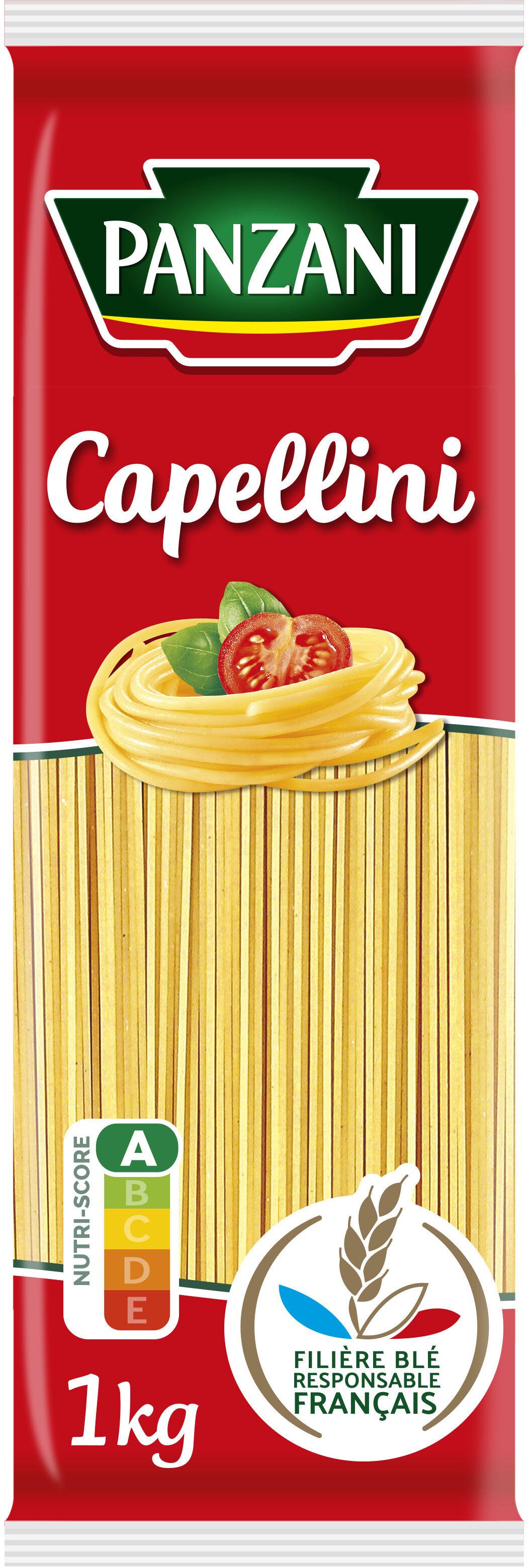 Panzani capellini 1kg - Product - fr
