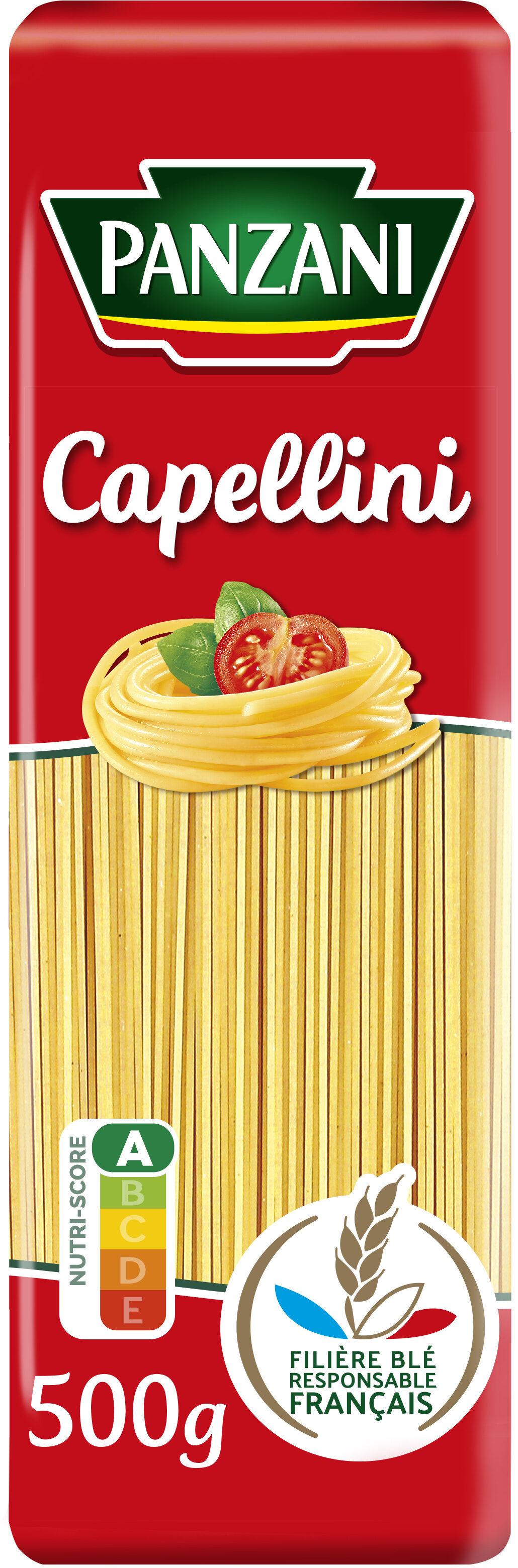 Panzani capellini - Product - fr