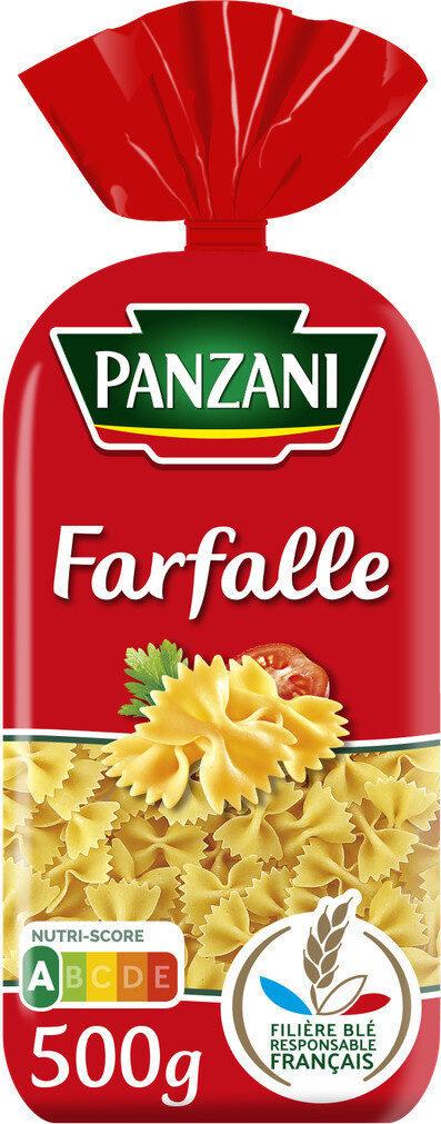 Panzani farfalle - Prodotto - fr