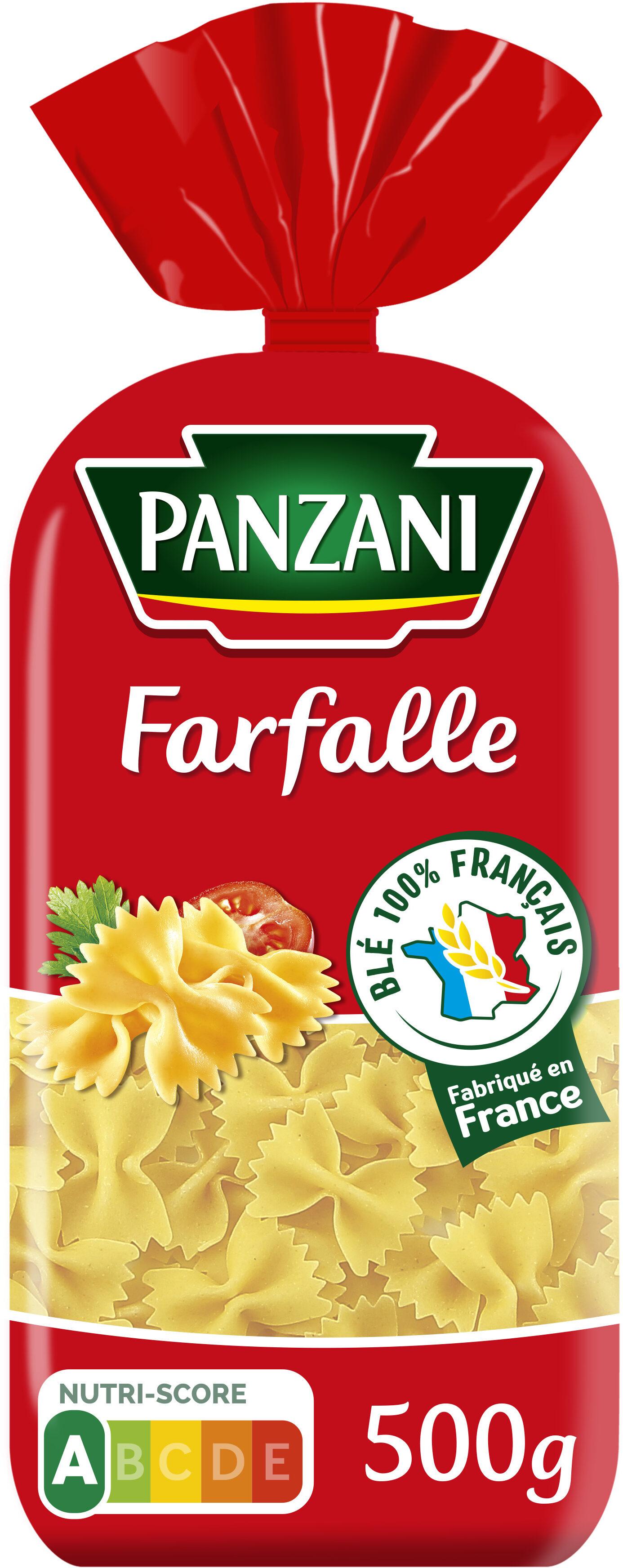 Panzani farfalle - Produit - fr