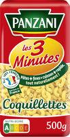 Coquillettes 3 Minutes - Produit - fr