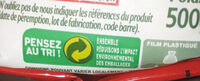 Coquillettes 3 Minutes - Instruction de recyclage et/ou informations d'emballage - fr