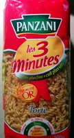 Les 3 Minutes, Torti - Product