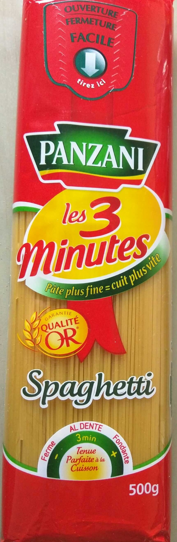 Les 3 Minutes Spaghetti - Product