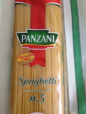 Panzani Spaghetti n.5 - Product - it