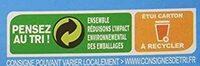 Graine de Couscous Moyenne - Recyclinginstructies en / of verpakkingsinformatie - fr