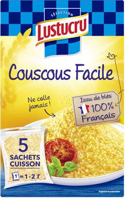 Lustucru couscous facile sc - Product - fr