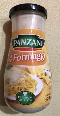 Panzani-spf-sauce 4 fromages - Produkt