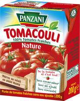 Panzani tomacouli nature - Product - fr