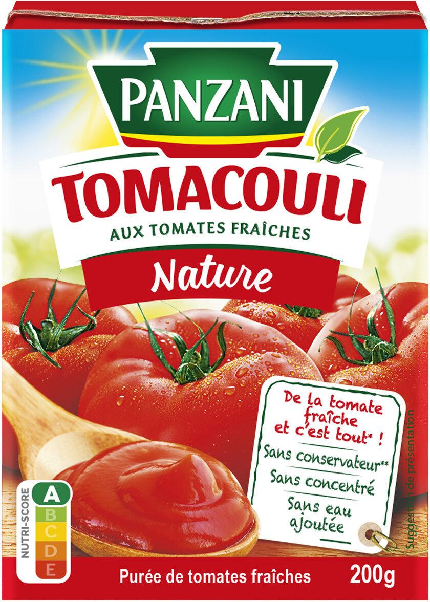 Tomacouli nature - Prodotto - fr