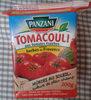 Tomacouli aux Tomates Fraîches saveur herbes de Provence - Produit
