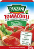 Tomacouli saveur basilic - Produit