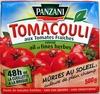 Tomacouli aux Tomates Fraîches saveur ail et fines herbes 500 g - Product