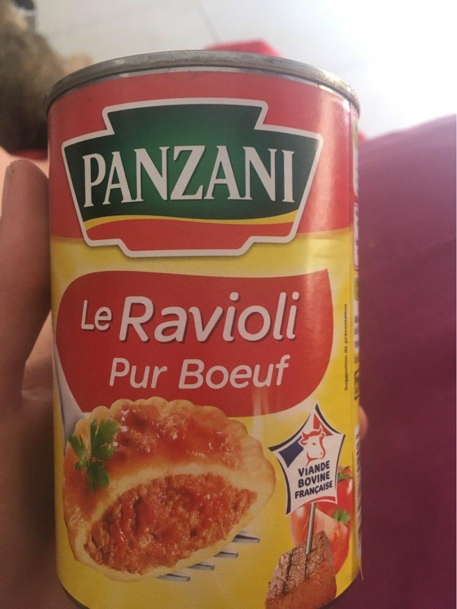 Le Ravioli (Pur Bœuf, Farce au Bœuf) - Produkt - fr