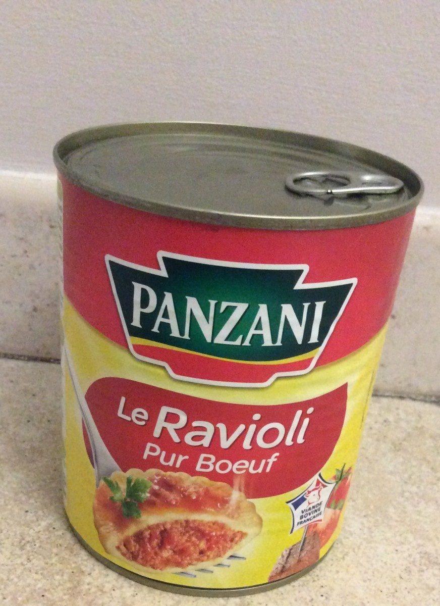 Le Ravioli, Pur Bœuf - Produkt - fr
