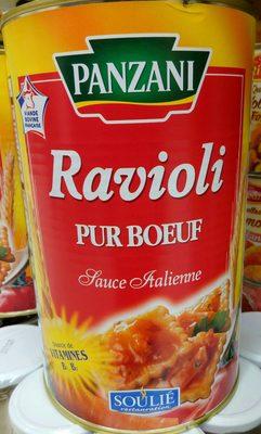 Ravioli pur boeuf sauce italienne - Produit - fr