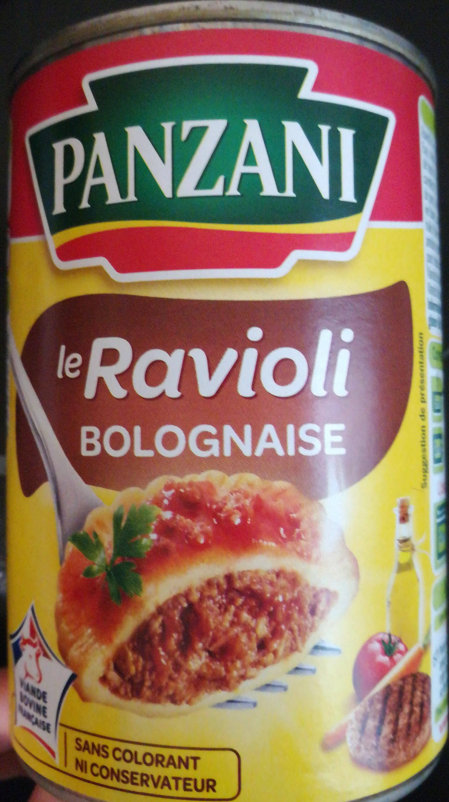 Le Ravioli Bolognaise - Produit - fr