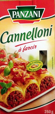 Cannelloni à farcir - Produit