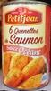 6 Quenelles de Saumon, Sauce Océane - Producto