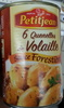 6 Quenelles de Volaille, Sauce Forestière - Product