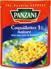 Pates panzani doy pack coquillettes natures avec noix de beurre - Product