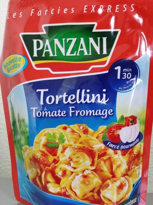 Tortellini Tomate Fromage Express - Produit - fr