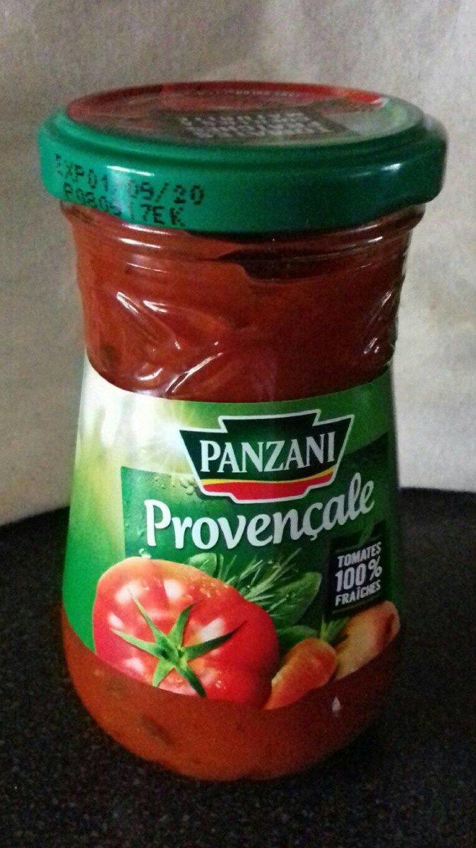 Sauce provençale aux tomates fraîches - Product